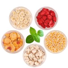 Frozen Dried Fruits & Herbs