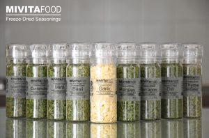 freeze dried herbs-sun export