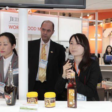 Foodex 2014, Japan