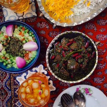 5  Best Iranian food that will not be forgotten by any lovers of traditional Iranian cuisine.