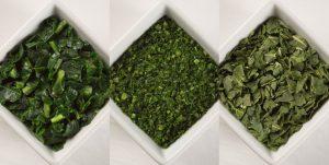 Freeze dried herbs- sun export