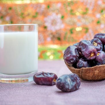 Dates With Milk( Easy Recipe and New Tips!)