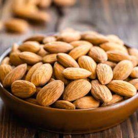 The Best Iranian Almonds