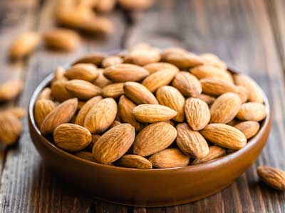 The Best Iranian Almonds