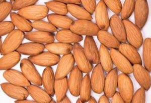 Iranian almonds