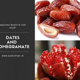 Dates and Pomegranates-Amazing Benefits For Heart Health