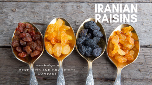 Iranian Raisins(complete information)