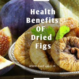 The Health Benefits OF Dried Figs(2020)