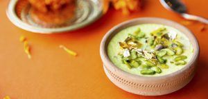 phirni dessert 300x144 - Eating Pistachios During Pregnancy