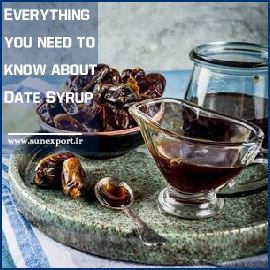 Everything you need to know about Date Syrup
