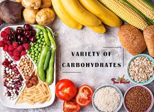 variety of carbohydrates 300x219 - Everything you need to know about Carbohydrates