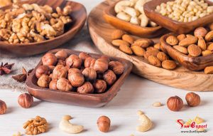 Nuts Benefits  300x191 - Are nuts a healthy snack? | The benefits of nuts