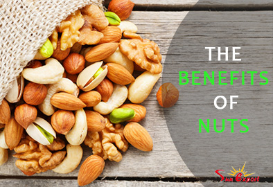 Are nuts a healthy snack? | The benefits of nuts