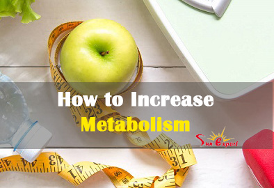 How to Increase Metabolism In Healthy Ways