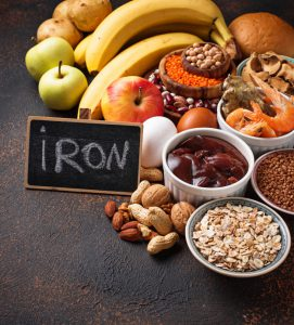 iron 271x300 - What's Anemia? Causes, Symptoms & Treatments