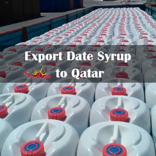 Export to Qatar (September 2020)