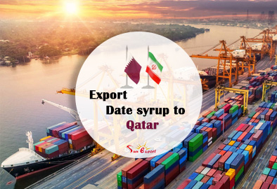Export Date syrup to Qatar