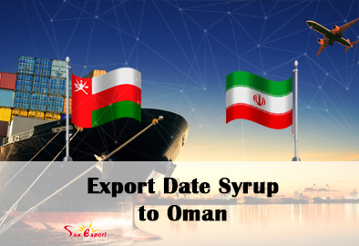 Export Date syrup to Oman