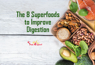 The 8 Superfoods to Improve Digestion