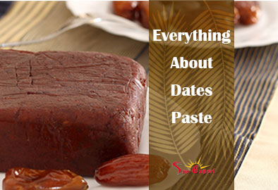 Everything you need to know about Dates Paste
